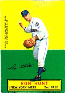 1964 Topps Stand-ups Ron Hunt