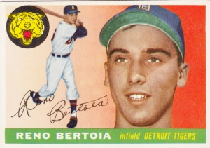 1955 Topps Reno Bertoia