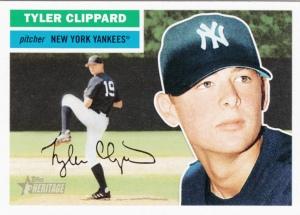 2005 Heritage Tyler Clippard