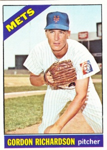 1966 Topps Gordon Richardson