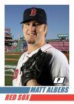 2012 Card #13 - Matt Albers