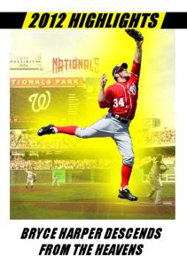 2012 Card #18 - Highlight Harper