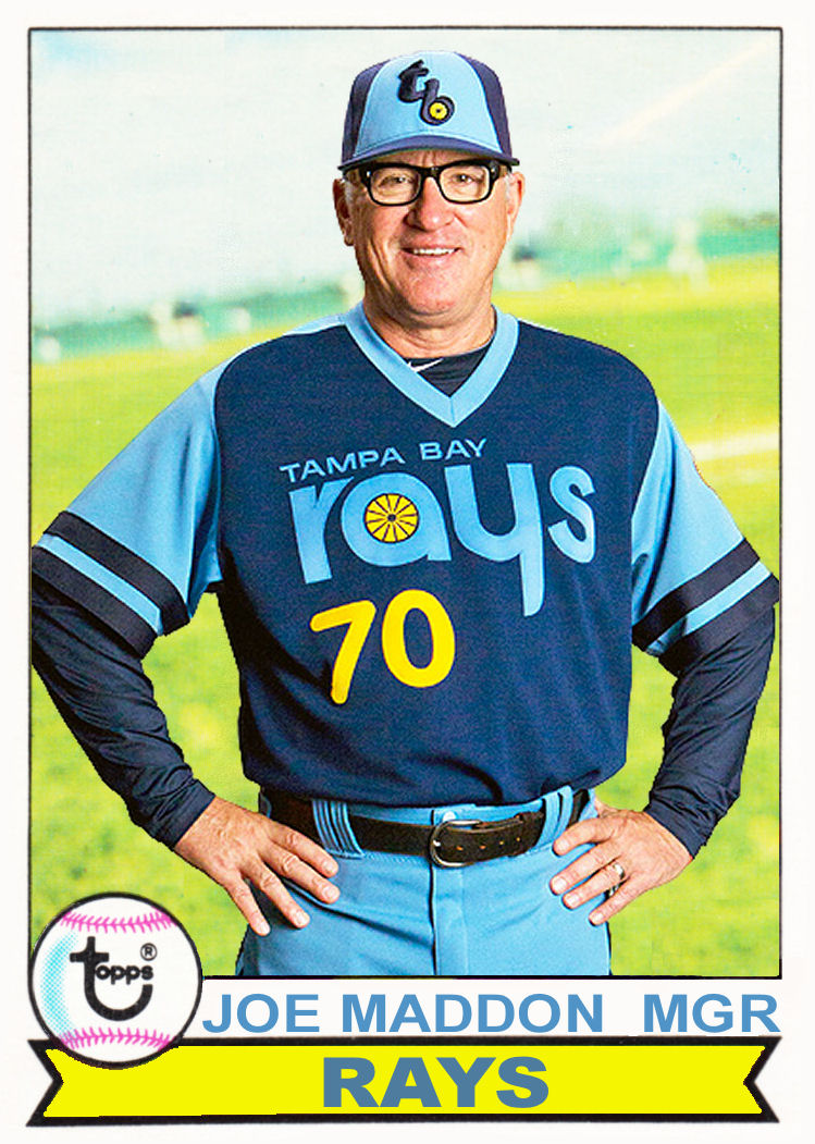 official photos f98db 6ebec Ladies And Gentlemen, Your 1979 Tampa Bay Rays! (Wait, What ...