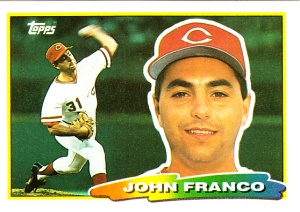 1988 Big Baseball John Franco