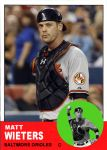 2012 1963 #1 - Matt Wieters