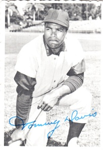 1969 Deckle Edge Tommy Davis