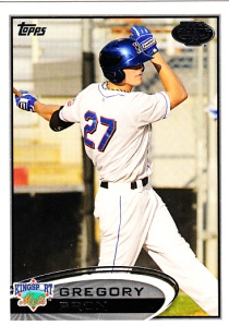 Gregory Pron - Kingsport Mets