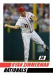 Card #670A - Ryan Zimmerman