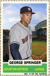 2012-13 Hot Stove #3 George Springer