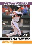 2012 Card #151 - Ryan Flaherty
