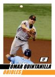 2012 Card #444 - Omar Quintanilla