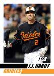2012 Card #665 - JJ Hardy