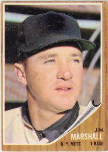 1962 Topps Jim Marshall