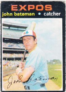 1971 OPC John Bateman
