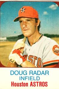 1975 Hostess Doug Radar