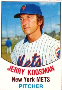 1977 Hostess Jerry Koosman
