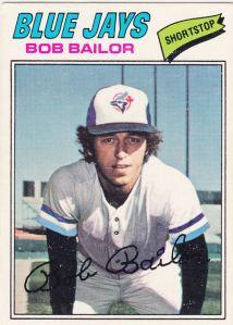 1977 OPC Bob Bailor