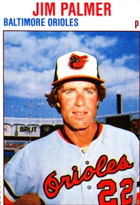 1979 Hostess Jim Palmer