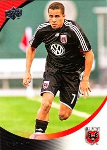 2008 UD MLS Fred