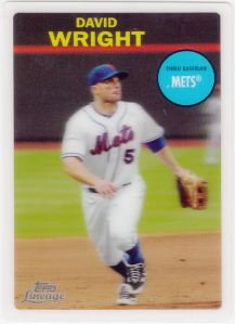 2011 Lineaage 3D David Wright