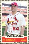 2012-13 Hot Stove #6 Trevor Rosenthal