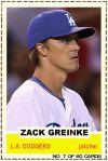 2012-13 Hot Stove #7 - Zack Greinke
