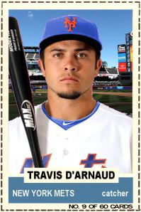 2012-13 Hot Stove #9 - Travis d'Arnaud