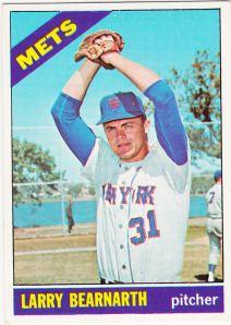 1966 Topps Larry Bearnarth