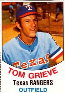 1977 Hostess Tom Grieve