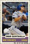 2012-13 Hot Stove #10 - Omar Quintanilla