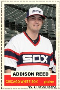 2012-13 Hot Stove #11 - Addison Reed