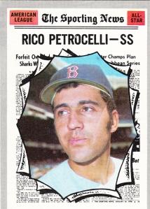 1970 Topps Rico Petrocelli AS