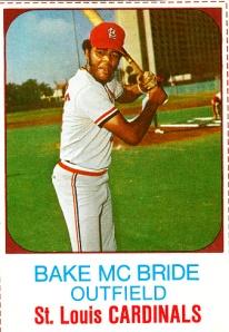 1975 Hostess Bake McBride