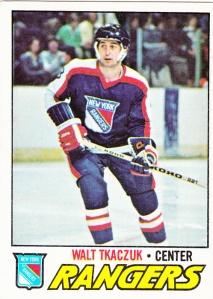 1977-78 Topps Walt Tkaczuk