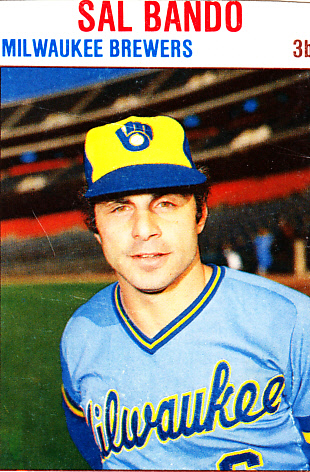 MVP voting to teammate Vida Blue and was the GM of the Brewers from