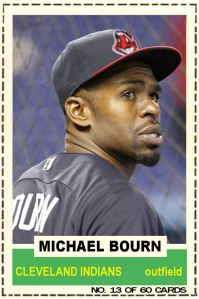 2012-13 Hot Stove #13 - Michael Bourn