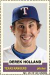 2012-13 Hot Stove #15 - Derek Holland