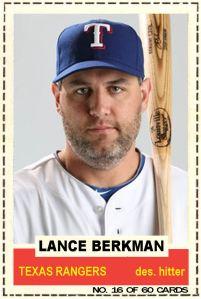2012-13 Hot Stove #16 - Lance Berkman