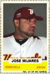 2012-13 Hot Stove #17 - Jose Mijares