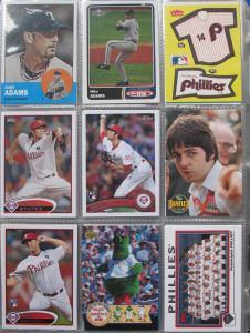 Phillies Binder Page 2-2013