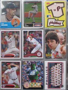 Phillies Binder Page 2-2013