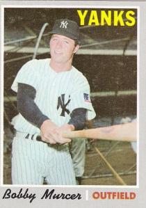 1970 Topps Bobby Murcer