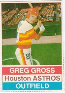 1976 Hostess Greg Gross