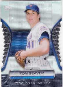 2012 Topps Golden Moments Die Cuts Tom Seaver
