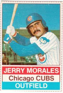 1976 Hostess Jerry Morales