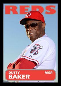 2013 TSR #17 - Dusty Baker