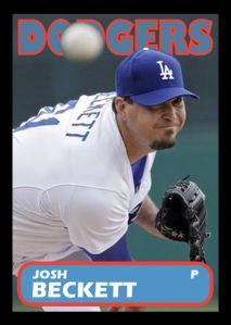 2013 TSR #45 - Josh Beckett