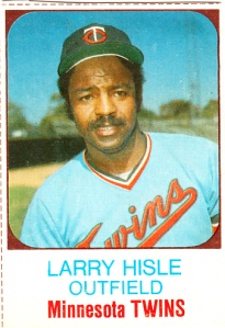 1975 Hostess Larry Hisle
