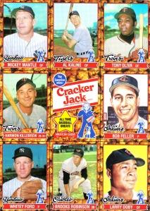 1982 Cracker Jack AL