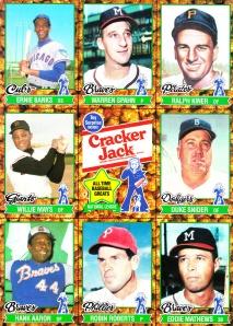 1982 Cracker Jack NL